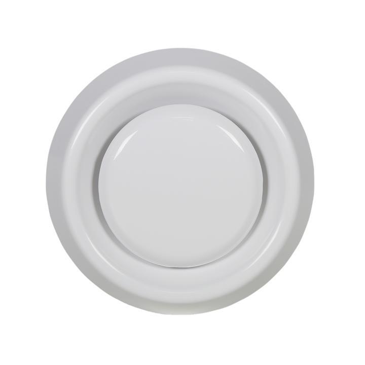Verschließbares Abluftventil aus PVC